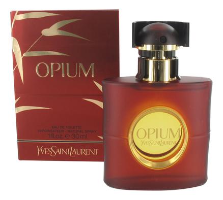 YSL Opium: туалетная вода 30мл, Yves Saint Laurent  - Купить