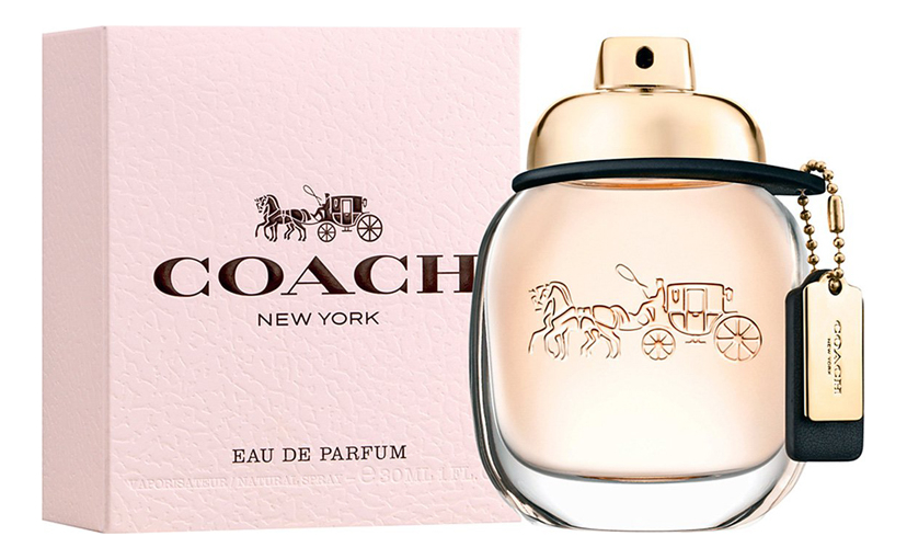 Coach The Fragrance Coach 2016: парфюмерная вода 30мл