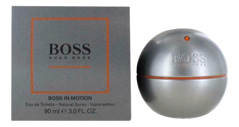 цена на Hugo Boss Boss In Motion: туалетная вода 90мл