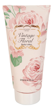 Accentra Лосьон для тела Vintage Floral Body Lotion 200мл (роза)