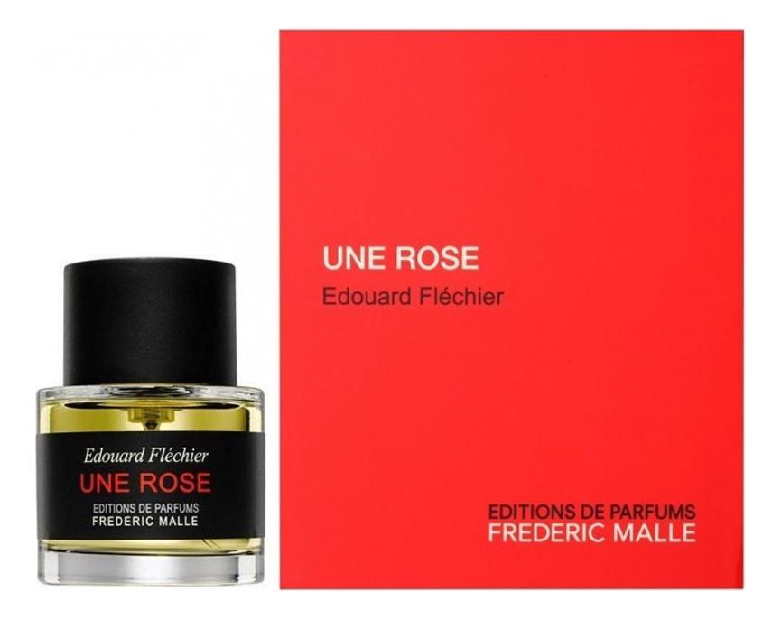 Купить Une Rose: парфюмерная вода 50мл, Frederic Malle