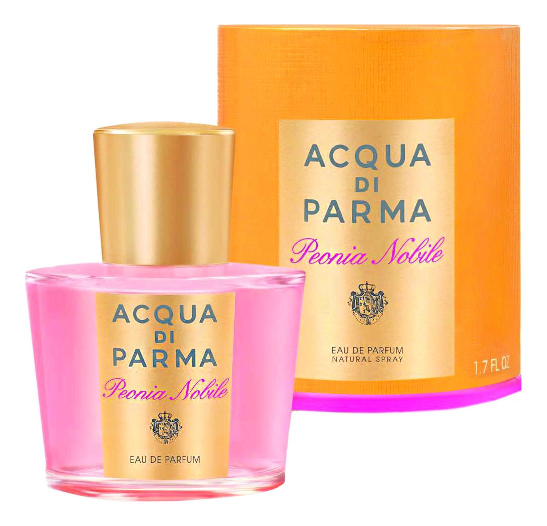 Acqua di Parma Peonia Nobile: парфюмерная вода 50мл acqua di parma rosa nobile парфюмерная вода