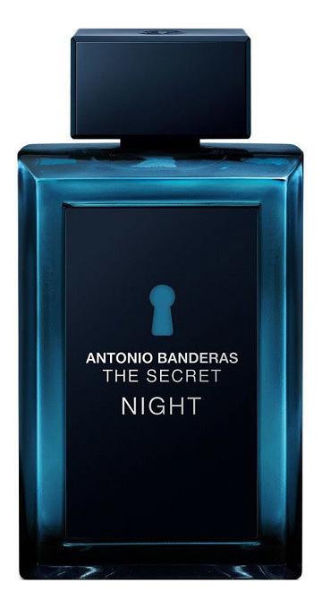 Antonio Banderas The Secret Night: туалетная вода 100мл тестер women secret feminine туалетная вода 100мл тестер