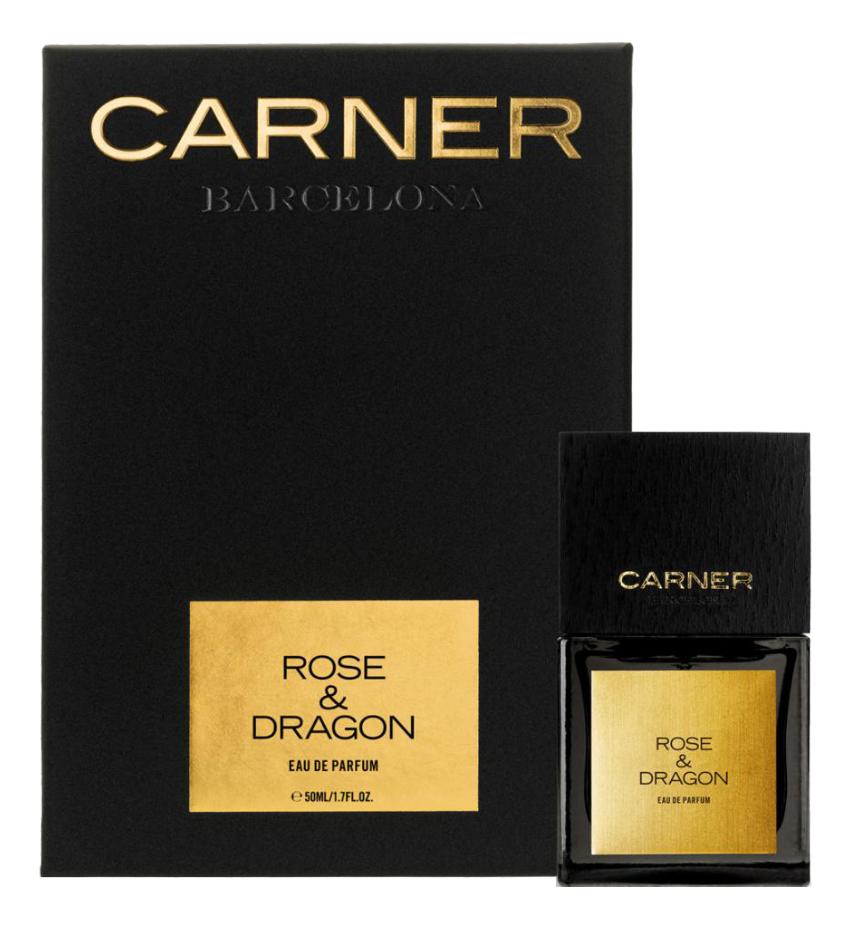 Купить Rose & Dragon: парфюмерная вода 50мл, Rose & Dragon, Carner Barcelona