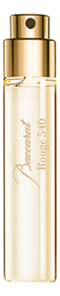 Baccarat Rouge 540: парфюмерная вода 11мл maison francis kurkdjian baccarat rouge 540 отливант парфюмированная вода 18 мл