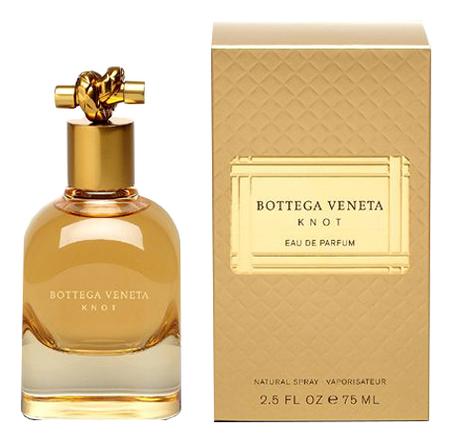 Купить Knot: парфюмерная вода 75мл, Bottega Veneta