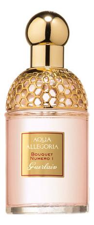 Guerlain Aqua Allegoria Bouquet Numero 1: туалетная вода 125мл тестер guerlain aqua allegoria pivoine magnifica туалетная вода 125мл тестер