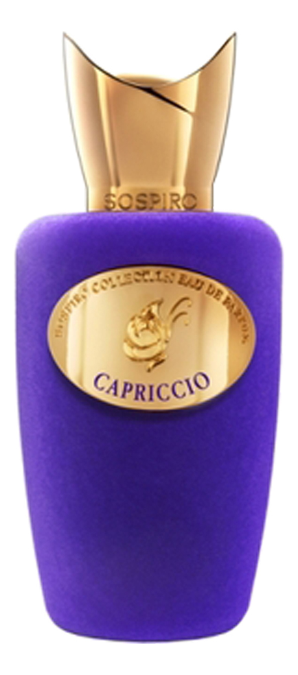 Xerjoff Sospiro Capriccio: парфюмерная вода 100мл тестер