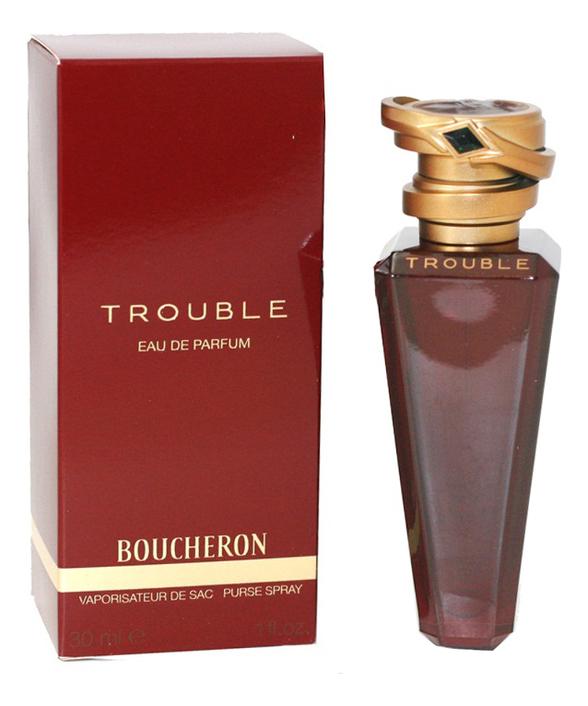 Boucheron Trouble: парфюмерная вода 30мл boucheron initial парфюмерная вода 30мл