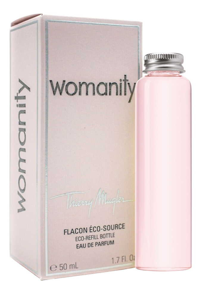 Фото - Womanity: парфюмерная вода 50мл запаска desired earth парфюмерная вода 50мл запаска