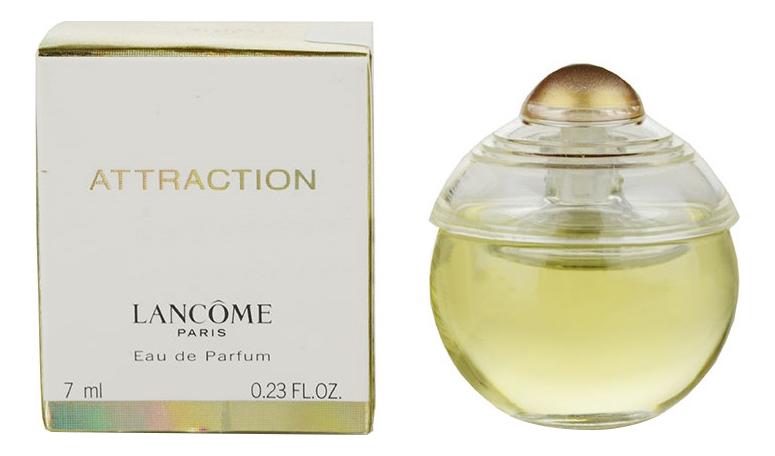 Купить Attraction: парфюмерная вода 7мл, Lancome