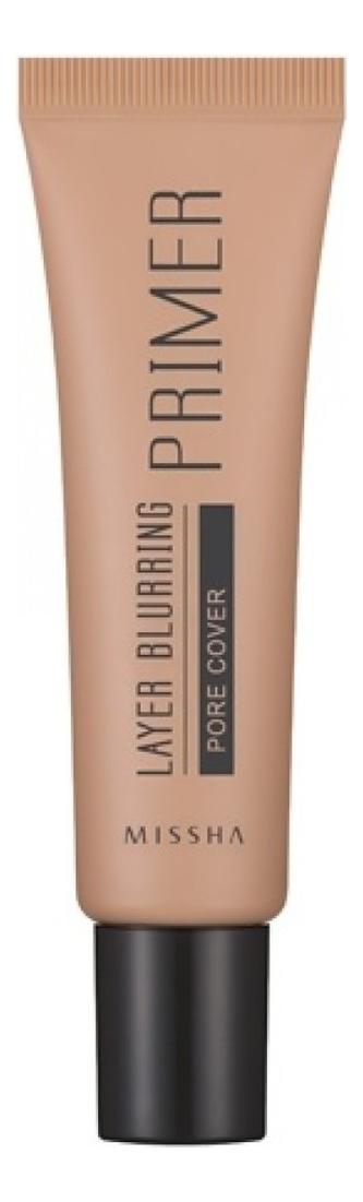 Основа под макияж маскирующая поры Layer Blurring Primer Pore Cover 20мл маскирующая косметика dermablend купить