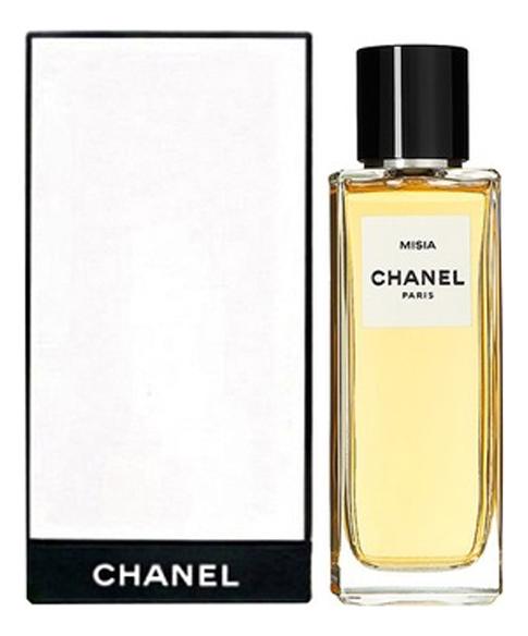 Chanel Les Exclusifs de Chanel Misia: парфюмерная вода 75мл chanel les exclusifs de chanel coromandel парфюмерная вода 1 5мл
