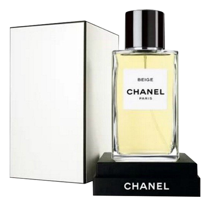 Купить Les Exclusifs de Chanel Beige: парфюмерная вода 75мл