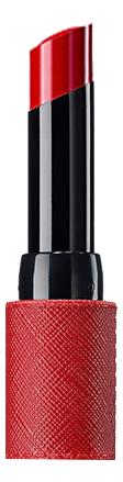 Помада для губ матовая Kissholic Lipstick S 4,1г: RD02 Red Velvet