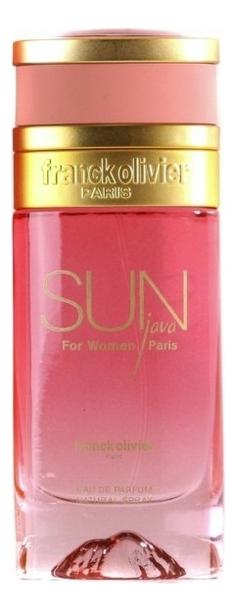Franck Olivier Sun Java For Women женские духи парфюмерная и