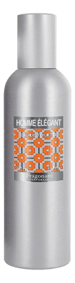 Fragonard Homme Elegant мужские духи парфюмерная и туалетная вода